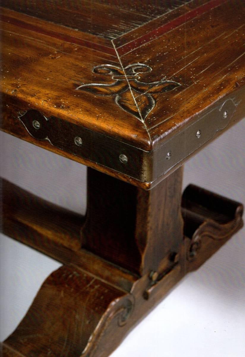 TABLES en CHÊNE sur mesure , Tables de ferme , Tables Monastère