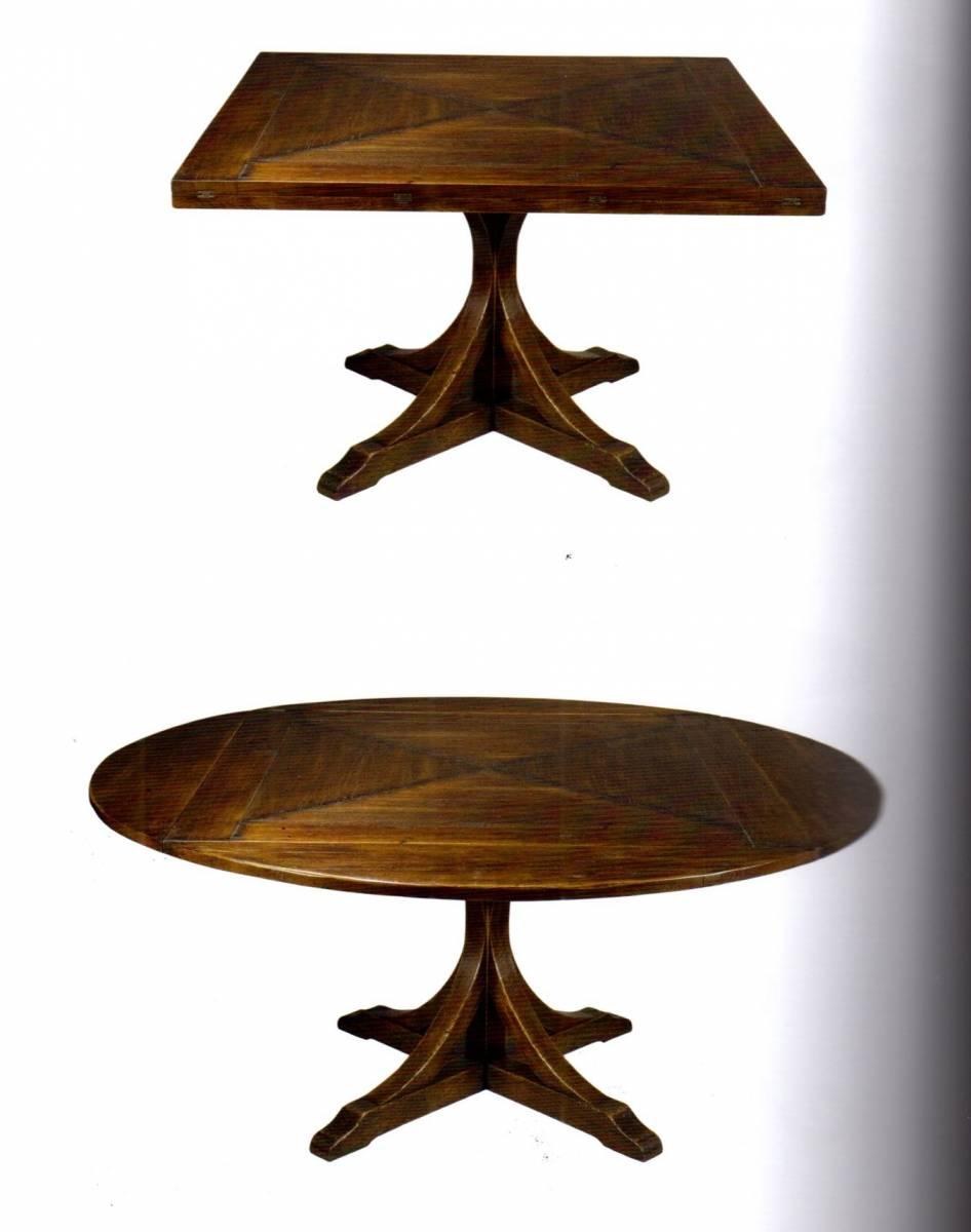 Ebeniste Aix En Provence table de salle à manger en bois massif région aix en